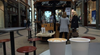 Photo of Coffee Shop Opposite Café at Victoria Quarter, Queen Victoria St, Leeds LS1 6AZ, United Kingdom