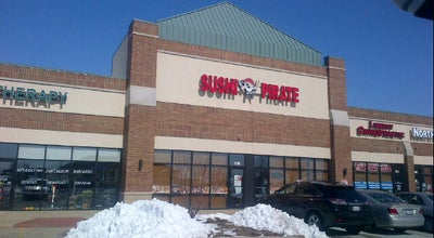 Photo of Sushi Restaurant Sushi Pirate at 1139 Oak St, North Aurora, IL 60542, United States