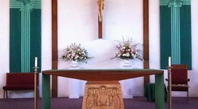 Photo of Church Saint Cyprian Church at 1133 W Washington Ave, Sunnyvale, CA 94086, United States
