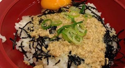 Photo of Food すき家 足立六木店 at 六木2-7-8, 足立区, Japan