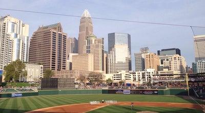 Photo of Baseball Stadium BB&T Ballpark at 324 S Mint St, Charlotte, NC 28202, United States