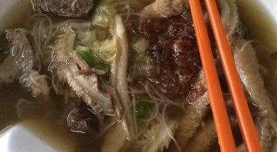 Photo of Chinese Restaurant Jasin Beef Noodles Stall at Jasin, Malaysia