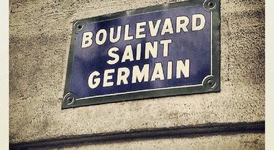Photo of Neighborhood Saint-Germain-des-Prés at Boulevard Saint-germain, Paris 75006, France