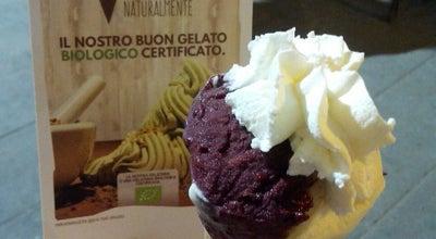 Photo of Ice Cream Shop Gelateria La Fonte di Vico - Dolce Bio at Corso Umberto, 117, Pescara, Italy