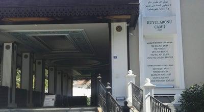 Photo of Mosque Kuyularönü camii at Alanya, Turkey