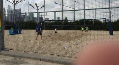 Photo of Park Pier 6 - Sand Court at At Atlantic & Furman, Brooklyn, NY 11201, United States