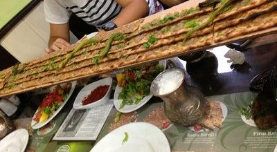 Photo of Pide Place Meşhur Konyalı Etli Ekmek ve Fırın Kebabı at Alipaşa Mh. Asım Gündüz Cd. No:9, Kütahya, Turkey