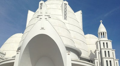 Photo of Church Église Sainte-Jeanne-d'Arc at 5 Rue Charles Péguy, Nice 06100, France