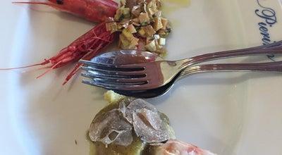 Photo of Italian Restaurant Ristorante Pierino at Piazza Cesare Battisti, 5, Anzio, RM 00042, Italy