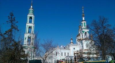 Photo of Church Спасо-Преображенский кафедральный собор at Соборная Пл., 2, Тамбов 392000, Russia