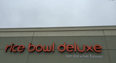 Photo of Chinese Restaurant Rice Bowl Deluxe (Whyte Avenue) at 7909 - 104 Street, Edmonton, Al, Canada