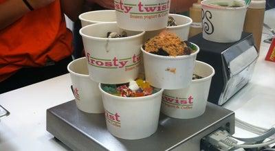 Photo of Frozen Yogurt Frosty Twist at 22 Broad St, Milford, CT 06460, United States