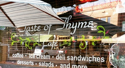 Photo of Cafe Taste Of Thyme Cafe at 100-198 Magnolia Ave, Sanford, FL 32771, United States
