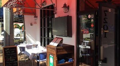 Photo of Pizza Place Blu La Pizzeria Delsole at 7201 Sw 59th Ave, South Miami, FL 33143, United States