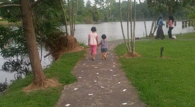 Photo of Lake Danau Citra Wisata at Komp. Citra Wisata, Medan, Indonesia
