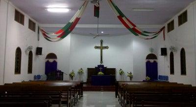 Photo of Church Gereja HKBP Jember at Jl. Karimata, Gg. Gereja, Jember, Indonesia
