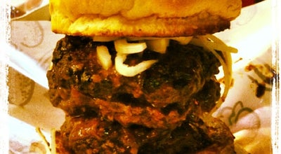 Photo of Burger Joint Burger Bakar Abang Burn at B.point Station, Johor Bahru 80000, Malaysia