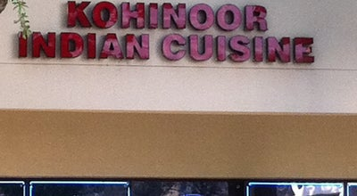 Photo of Indian Restaurant Kohinoor Indian Restaurant at 249 W State Road 436, Altamonte Springs, FL 32714, United States