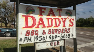 Photo of BBQ Joint Fat Daddy's at 1322 S. International Blvd., Weslaco, TX 78596, United States