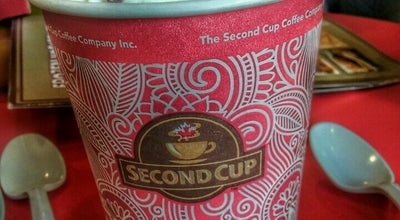 Photo of Cafe Second Cup at Bd. Regina Elisabeta Nr. 5, Bucharest, Romania