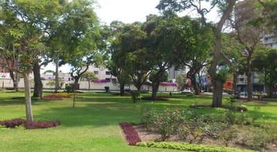 Photo of Park Parque Alfonso Ugarte at Av. Javier Prado Oeste, San Isidro 27, Peru