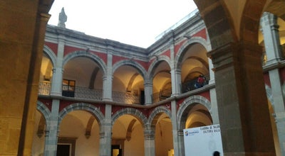 Photo of Art Gallery Ex Convento de San Agustin at Mexico