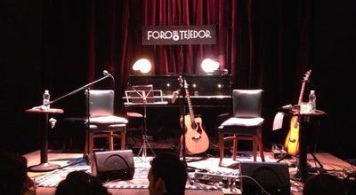 Photo of Jazz Club Foro Del Tejedor at Alvaro Obregón 86, Col. Roma 06700, Mexico