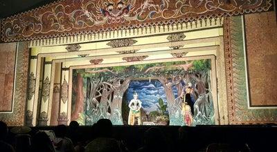 Photo of Theater Gedung Wayang Orang Sriwedari at Jl. Brigjend. Slamet Riyadi 275, Surakarta, Indonesia