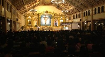 Photo of Church St. Jude Thaddeus Parish and Shrine at Barangay Alijis, Bacolod City 6100, Philippines