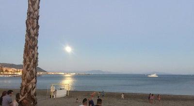 Photo of Beach Spiaggia Santa Teresa at Salerno, Italy