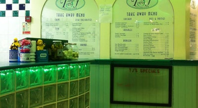 Photo of Fish and Chips Shop TJ's Fish & Chips at Poole, United Kingdom