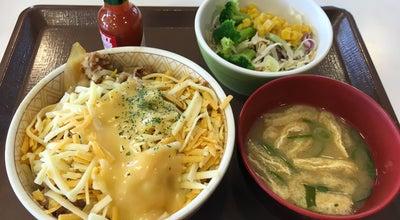 Photo of Japanese Restaurant すき家 292号中野店 at 大字一本木319-3, 中野市, Japan
