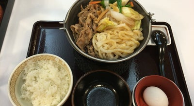 Photo of Japanese Restaurant すき家 8号糸魚川寺島店 at 寺島3丁目2-34, 糸魚川市 941-0066, Japan