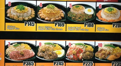 Photo of Japanese Restaurant Pepper Lunch Express at 4th Flr, Lucky Chinatown Mall, Manila, Philippines