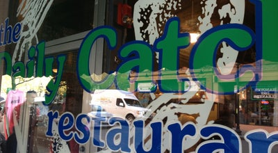 Photo of Seafood Restaurant The Daily Catch at 323 Hanover St, Boston, MA 02113, United States