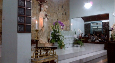 Photo of Church Panti Rapih Catholic Chapel at Jalan Cik Di Tiro 30, Yogyakarta, Indonesia