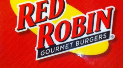 Photo of Burger Joint Red Robin Gourmet Burgers at 3310 Daniels Rd, Winter Garden, FL 34787, United States