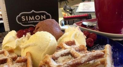 Photo of Dessert Shop Café Simon at Rindermarkt 10, Passau 94032, Germany