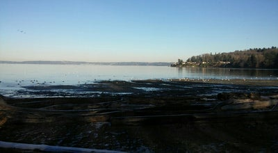 Photo of Beach Dumas Bay Wildlife Sanctuary at SeaTac, WA 98198, United States