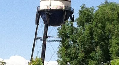 Photo of Historic Site Olde Town Arvada Water Tower at W. 55th Ave., Arvada, CO 80002, United States