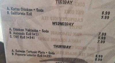 Photo of Japanese Restaurant Red Wasabi at 25552 Barton Rd, Loma Linda, Ca 92354, Loma Linda, CA 92354, United States