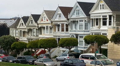 Photo of Historic Site Painted Ladies at Steiner St., San Francisco, CA 94117, United States