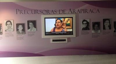 Photo of History Museum Memorial Da Mulher Ceci Cunha at Arapiraca, Brazil