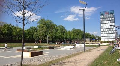 Photo of Skate Park Skate Plaza at Aggripinaufer, Cologne, Germany