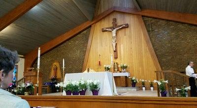 Photo of Church St. Thomas the Apostle at 6650 Dorchester Rd, North Charleston, SC 29418, United States