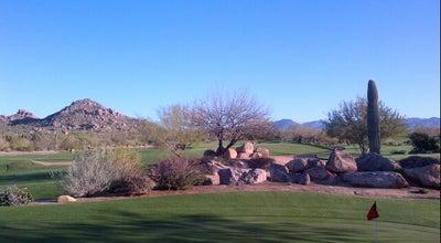 Photo of Golf Course Whisper Rock Golf Club at 32002 N Old Bridge Rd, Scottsdale, AZ 85266, United States