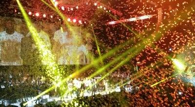 Photo of Music Venue Wembley Arena at Arena Sq, Wembley HA9 0AA, United Kingdom
