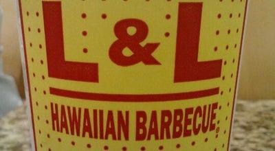 Photo of BBQ Joint L&L Hawaiian Barbecue at 6301 Mack Rd, Sacramento, CA 95823, United States