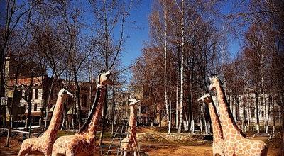 "Photo of Park Детский парк ""Аполло"" at Ул. Володарского, Киров, Russia"