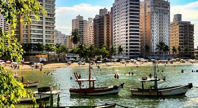 Photo of Beach Praia das Astúrias at Av. Gen. Monteiro De Barros, Guarujá, Brazil